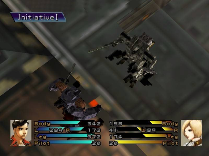 Front Mission 3 NTSC U ISO Download